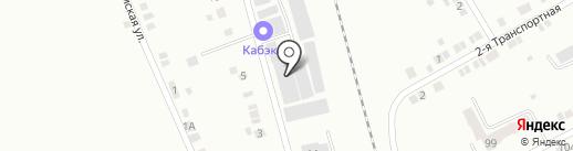 УЗМК на карте Ревды