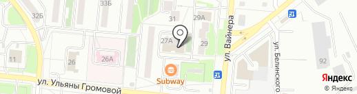 ЕВРОМЕД на карте Первоуральска