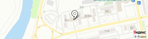 Steklo96 на карте Нижнего Тагила