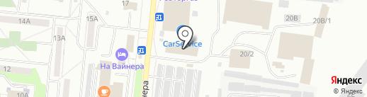 СпецЭнергоТрейд на карте Первоуральска