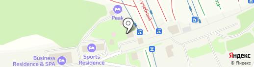 Школа путешественников Фёдора Конюхова на карте Миасса