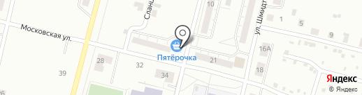 Банкомат, Банк ВТБ 24, ПАО на карте Нижнего Тагила