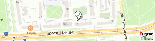 Комиссионный магазин спортивных товаров на карте Нижнего Тагила