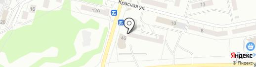 Уральское Управление государственного автодорожного надзора Федеральной службы в сфере транспорта на карте Нижнего Тагила