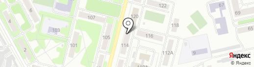 Новый Дом на карте Нижнего Тагила