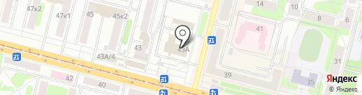 Адресное бюро на карте Нижнего Тагила