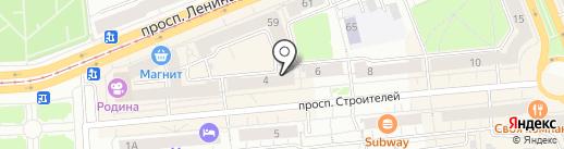 TrueShop на карте Нижнего Тагила