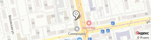 ПрофЭксперт на карте Нижнего Тагила
