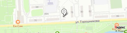 Креатив Плюс-НТ на карте Нижнего Тагила