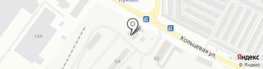 Линде Уралтехгаз на карте Первоуральска