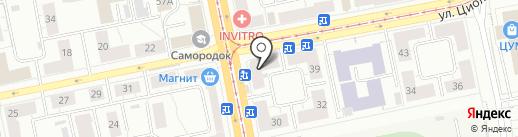 Станкосервис-НТ на карте Нижнего Тагила