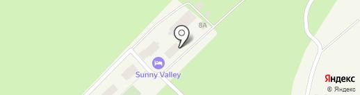 Строй сити на карте Миасса