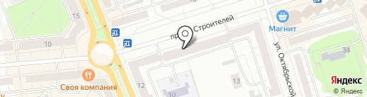 Переезд-НТ на карте Нижнего Тагила