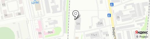 ABSOLUT-NT на карте Нижнего Тагила