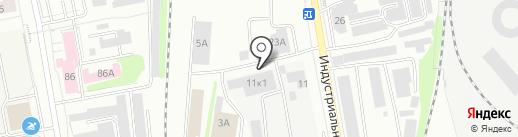 СКА Металл на карте Нижнего Тагила
