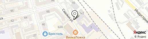 Компания по ремонту и установке ресторанного оборудования и ремонту автокондиционеров на карте Нижнего Тагила