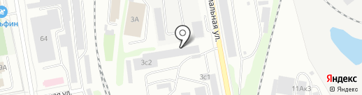 ПромКранМонтаж на карте Нижнего Тагила