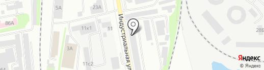 Сантехкомплект-Тагил на карте Нижнего Тагила