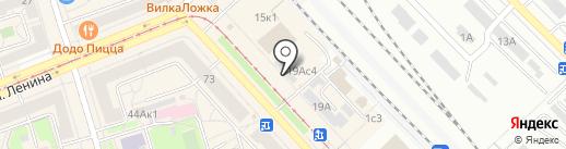 Магазин хозяйственных товаров на карте Нижнего Тагила