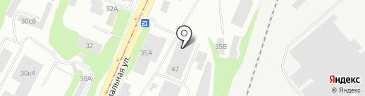 Интернет-магазин компьютерных кресел на карте Нижнего Тагила