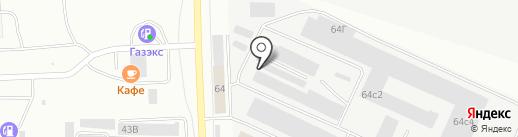 АвтоЛига-НТ на карте Нижнего Тагила
