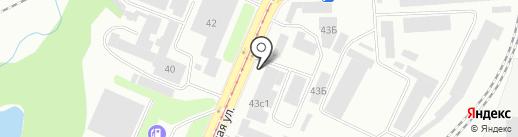 Электро МИР на карте Нижнего Тагила