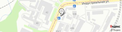 Уралсиб, ЗАО на карте Нижнего Тагила