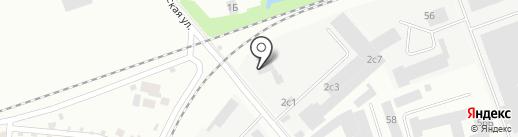 Карат-сервис на карте Нижнего Тагила