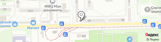Роскоммунэнерго на карте Нижнего Тагила