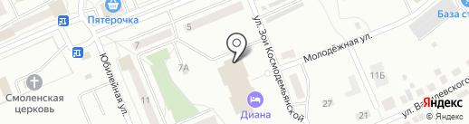 Сервис-Техника на карте Первоуральска