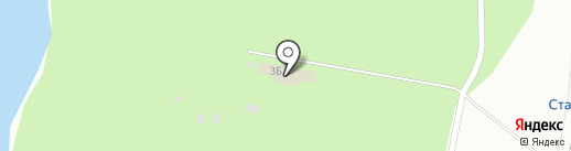 Уралец на карте Нижнего Тагила