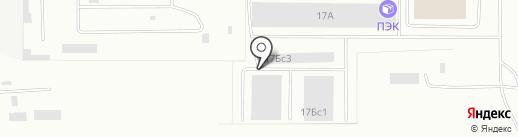 Оптовая компания на карте Нижнего Тагила