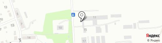 Партнер 66 на карте Нижнего Тагила