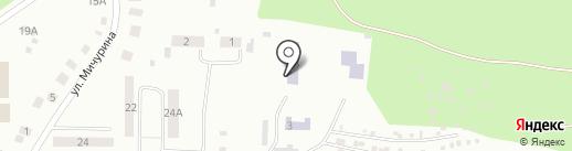 Начальная школа-детский сад №14 на карте Первоуральска