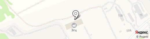 Нижнетагильский завод глиноземистых цементов на карте Николо-Павловского