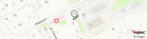 Николо-Павловская амбулатория на карте Николо-Павловского