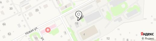 Урал-Авто на карте Николо-Павловского