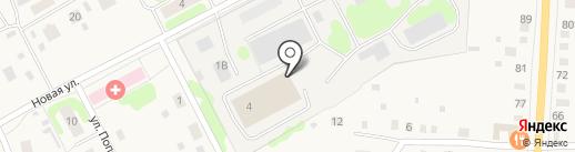 1 Грузовой на карте Николо-Павловского