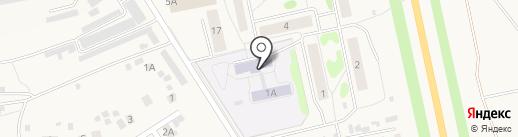 Аптека № 90 на карте Николо-Павловского