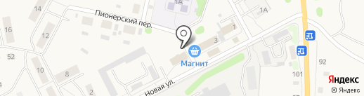Сезон у Дачи на карте Николо-Павловского