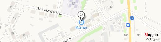 Садоводческий магазин на карте Николо-Павловского