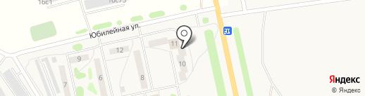 Магазин товаров для дома на карте Николо-Павловского