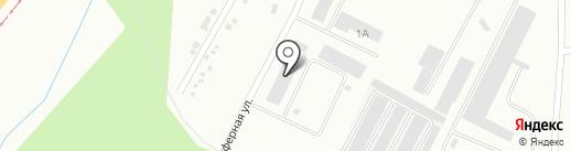 Нижнетагильский медико-инструментальный завод на карте Нижнего Тагила