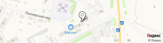 Альянс на карте Николо-Павловского