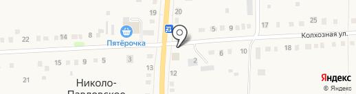 Рябина на карте Николо-Павловского