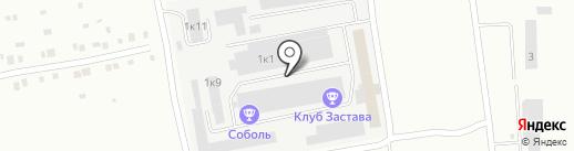 Торгово-производственная компания на карте Нижнего Тагила