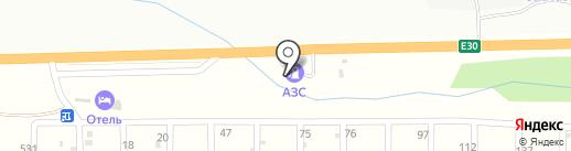 ДизТопливо на карте Миасса