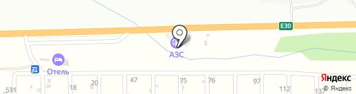 Многопрофильный магазин на карте Миасса