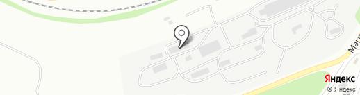 ЖилМебСтрой на карте Миасса