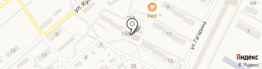 БытСервис на карте Дегтярска